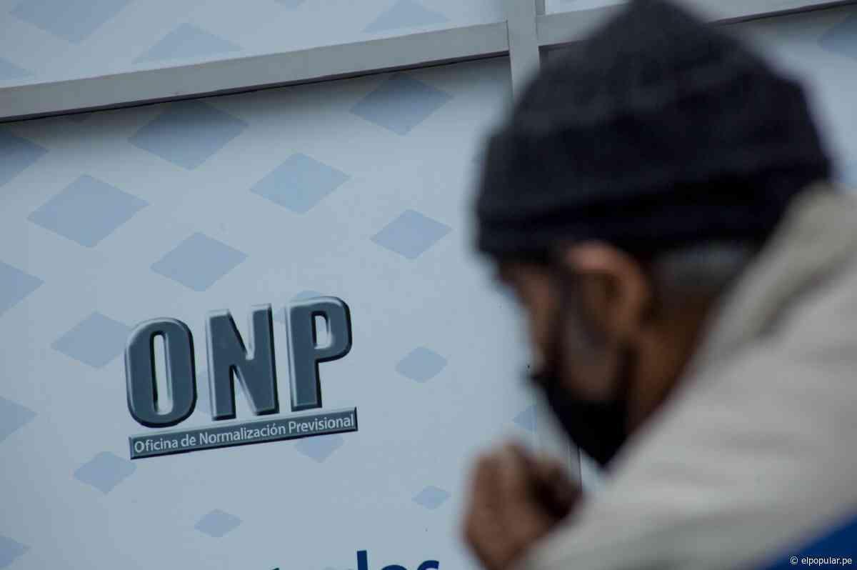 Alianza para el Progreso no aprobará proyectos de ley del sistema de pensiones - ElPopular.pe
