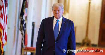 """Trump acusa a demócratas de """"desatar el socialismo"""" en EE.UU. - progresosemanal.us"""