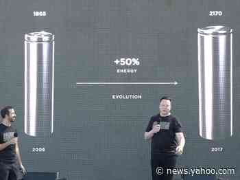 Tesla's new 'tabless' cell design is 'brilliant,' said a top battery researcher
