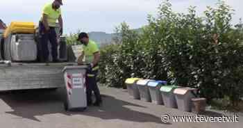 Raccolta differenziata a San Giustino, iniziata la consegna dei nuovi contenitori - Tevere TV