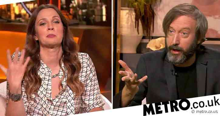 Drew Barrymore and ex Tom Green reunite on her show for first time in 15 years