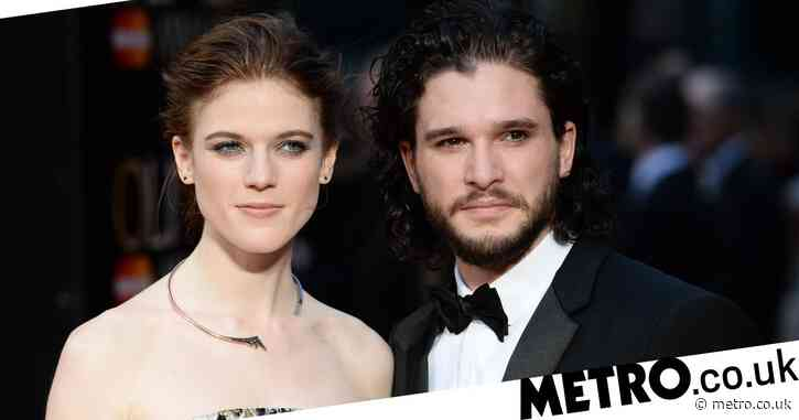 Game Of Thrones stars Kit Harington and Rose Leslie expecting first child together