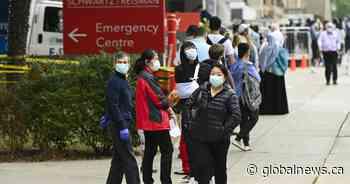 Coronavirus: Latest developments in the Greater Toronto Area on Sept. 26