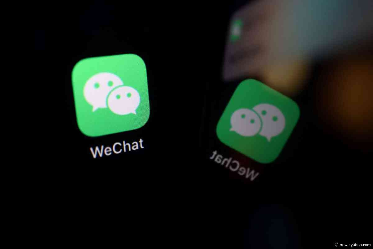 Chinese Americans look to new platforms as WeChat's future remains uncertain