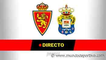 Zaragoza - Las Palmas, en directo   LaLiga Smartbank - Mundo Deportivo