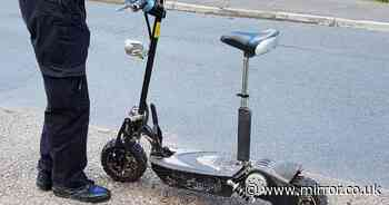 Drug dealers using electric scooters to go 'under the radar' and evade police