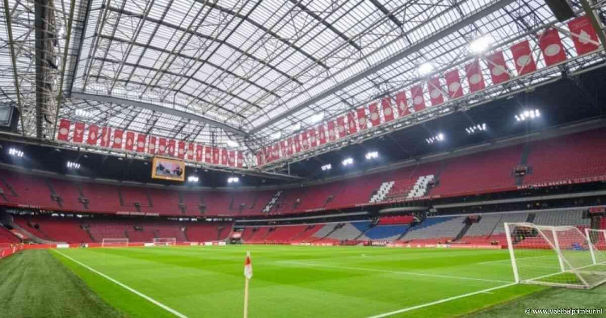 LIVE: Ajax leidt halverwege, maar staat met tien man na VAR-rood Álvarez