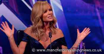 Amanda Holden wows fans in glamorous Britain's Got Talent display - but some have taken issue