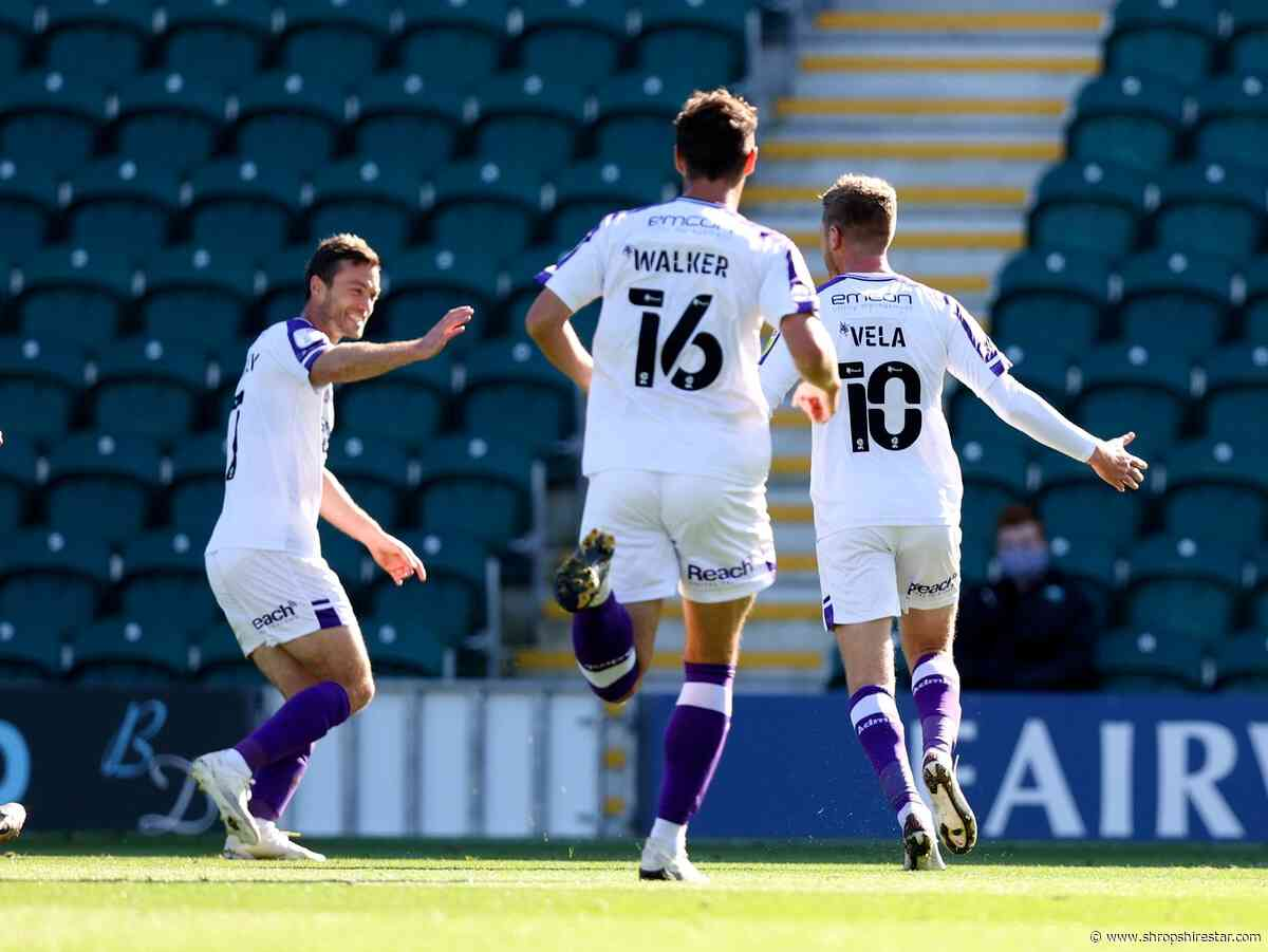Plymouth 1 Shrewsbury Town 1 - Report and pictures - shropshirestar.com