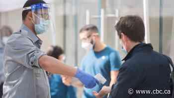 Manitoba reports 2nd-highest COVID-19 increase, Yukon its 1st hospitalization