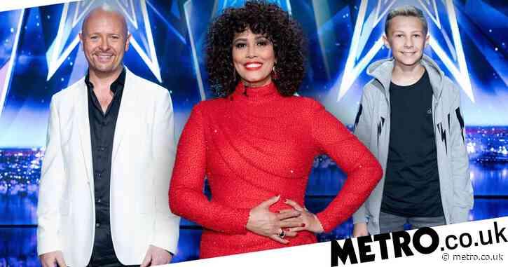 Britain's Got Talent 2020: Judges put comedian Jon Courtenay through to final