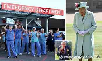 Coronavirus frontline workers will get honours in 'bumper' Queen's Birthday Honours List
