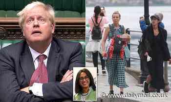 Boris Johnson's enemies spread false rumours about a split from Carrie