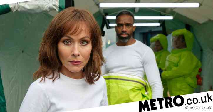 Casualty review with spoilers: Chemical attack in Holby as skipped episode airs