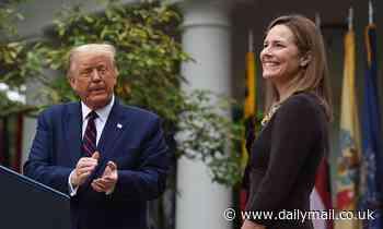 President Donald Trump nominates Judge Amy Coney Barrett
