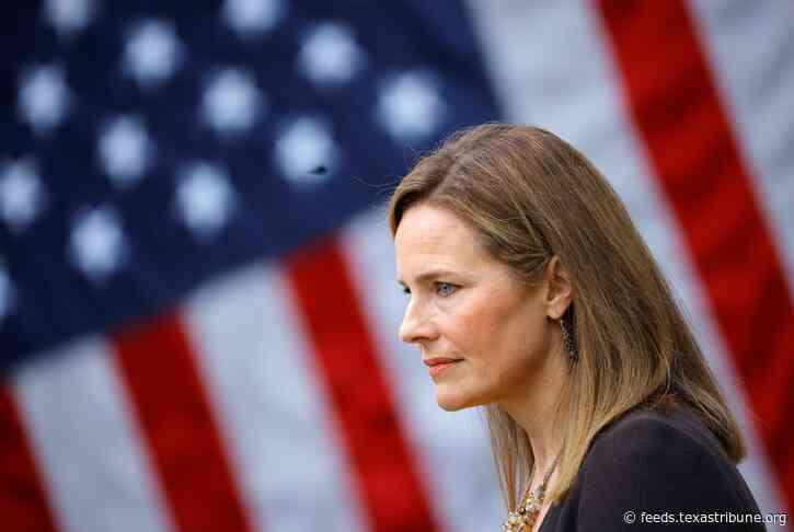 President Donald Trump nominates Amy Coney Barrett to U.S. Supreme Court