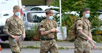 Army on standby in Birmingham as council returns to emergency testing