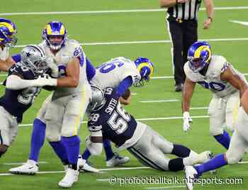 Aldon Smith fined $12,004 for illegal hit on Jared Goff