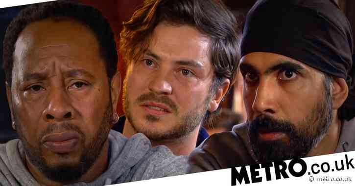 EastEnders spoilers: Kheerat Panesar and Mitch Baker join forces to expose killer Gray Atkins?