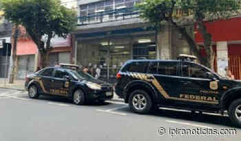PF cumpre mandados em Salvador e Catu em operação contra fraude milionária - Ipirá Notícias