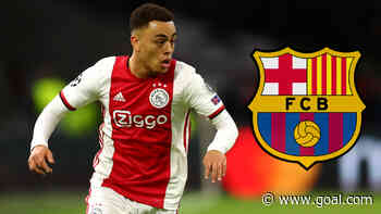 Transfer news and rumours LIVE: Dest set to travel to Barca to complete deal