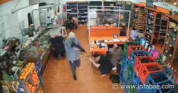 Dos detenidos por el robo a un supermercado en Santos Lugares: uno tiene coronavirus y aislaron a los policías que participaron del operativo - infobae