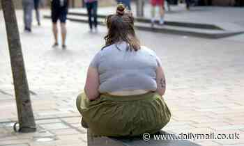 Obese TEENAGERS must have hip and knee surgery because they are so obese, as shock NHS numbers show