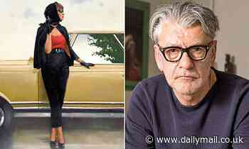 Fancy an old boiler door for £ 60,000? Well it was painted by Jack Vettriano ...