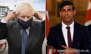 Boris Johnson abandoned plans for a second national lockdown fearing Rishi Sunak might stop