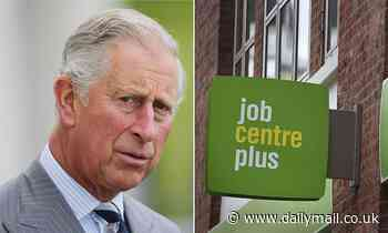 A million young people could desperately need help as mass unemployment looms, warns Prince Charles
