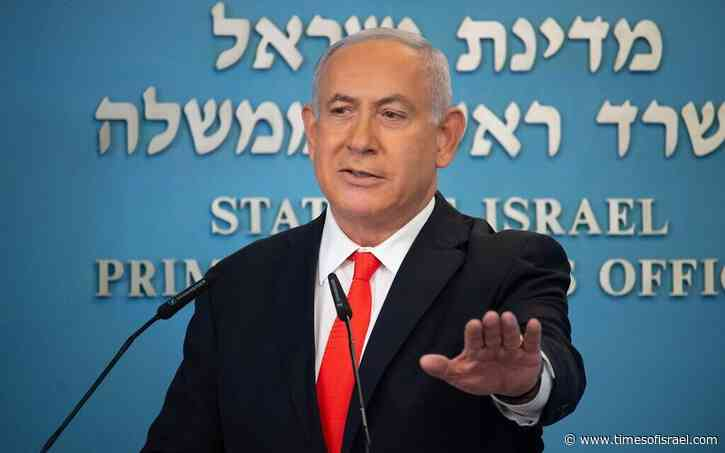 Netanyahu admits mistakes made, as record 8,315 new coronavirus cases confirmed