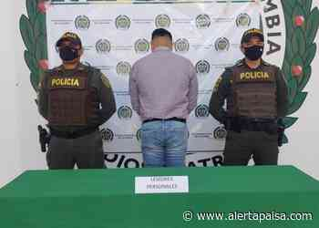 Capturaron al personero de Puerto Berrío, Antioquia tras ser señalado de agredir a un adulto mayor - Alerta Paisa