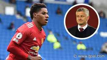 'I had a little bit of a go at him' - Solskjaer reveals Rashford dig in Man Utd win