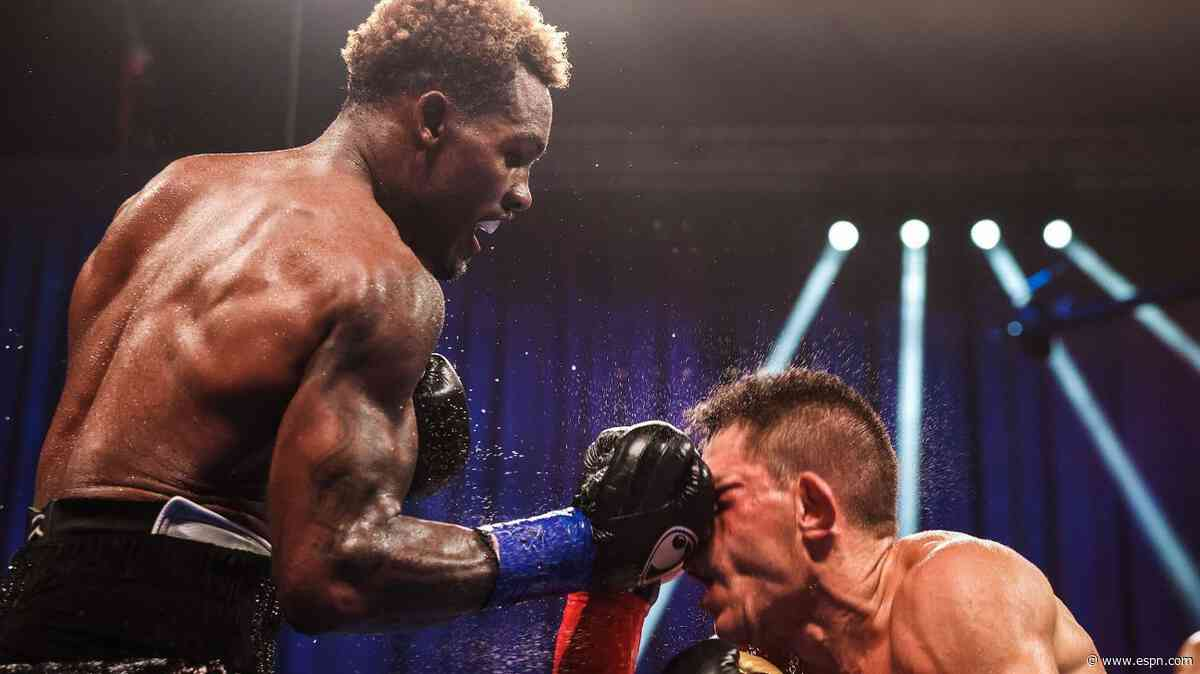 Charlo outlasts Derevyanchenko to retain title