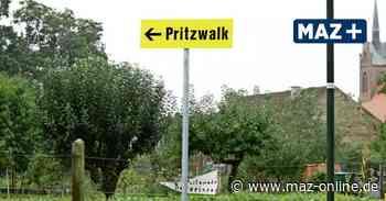 Pritzwalk: Wie die Stadt auf den wilden Umleitungsverkehr reagiert - Märkische Allgemeine Zeitung