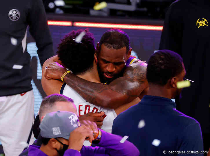 Lakers Head To First NBA Finals Since 2010 With 117-107 Win Over Nuggets