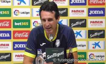 """Antes de Barcelona x Villarreal, Unai Emery """"disseca"""" Lionel Messi - LANCE!"""