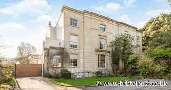 Stunning house in Clifton for sale for nearly £2.5m