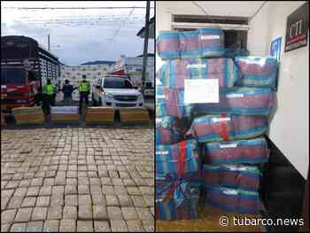 Zarzal: autoridades buscan a hombre que llevaba más 320 kg de marihuana en una camioneta - TuBarco