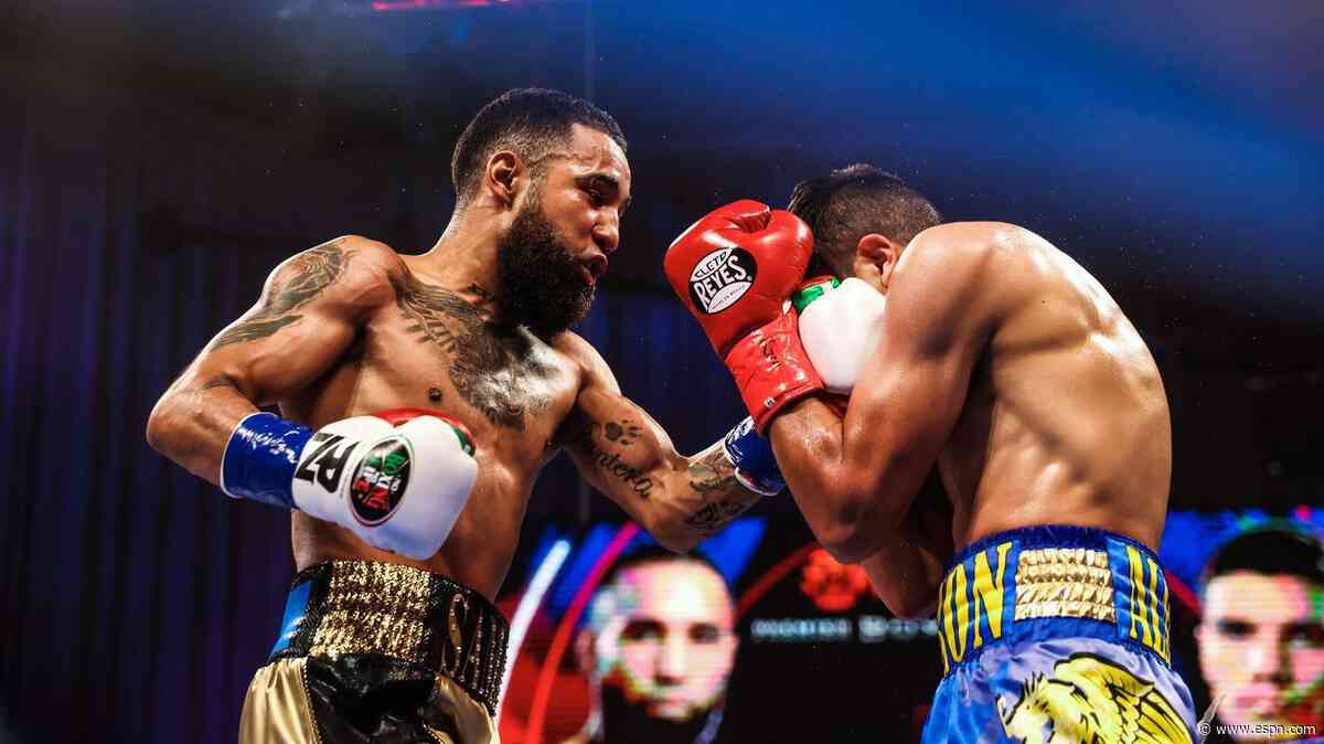 Luis Nery wins title, John Riel Casimero shines in TKO victory