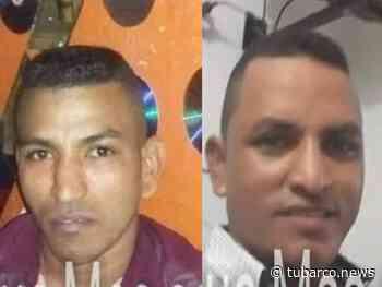 Asesinan a dos hermanos en Achí, Bolívar - TuBarco