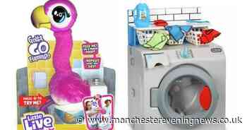 List of 100 tried and tested must-have children's toys for Christmas
