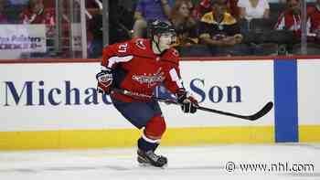 Capitals Loan Alexander Alexeyev to Salavat Yulaev Ufa (KHL) - Washington Captials Web Site