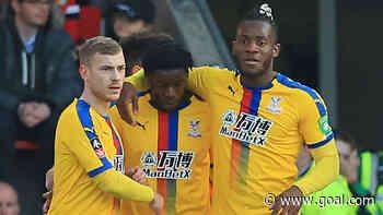 Schlupp: Crystal Palace boss Hodgson explains Ghana star's absence in Everton loss