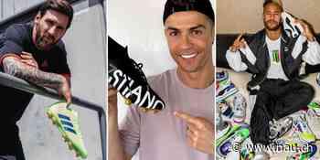 Neymar stellt mit seinem Schuh Messi und Ronaldo in den Schatten - Nau.ch