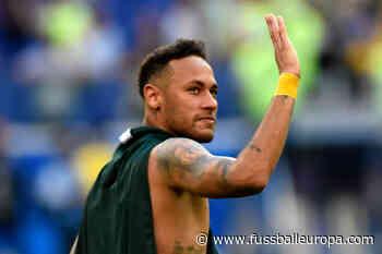 Richarlison wird von Vorbild Neymar überrascht - Fussball Europa