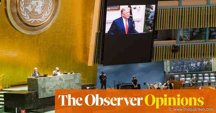 Trump First now drives US foreign policy. Even if it leads to war…