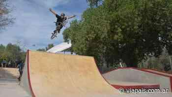 Tras la represión, abrirá el skatepark de la Ciudad - Vía País