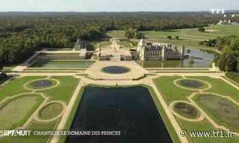 Chantilly, le domaine des Princes face à la crise - TF1