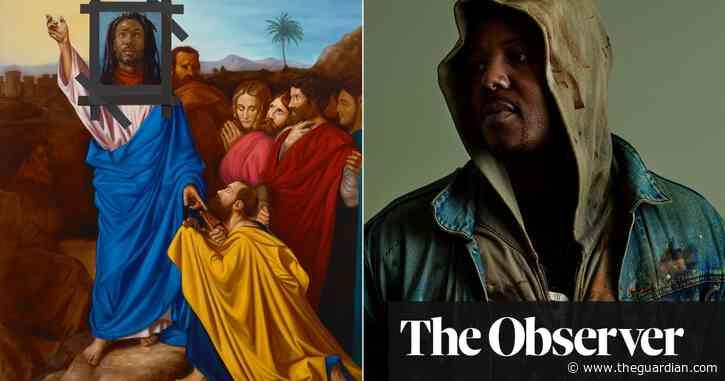 Rebel US artist puts black lives in the Renaissance frame